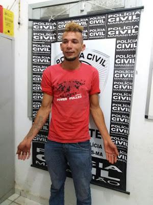 Homicida é preso na Zona Rural de Urbano Santos