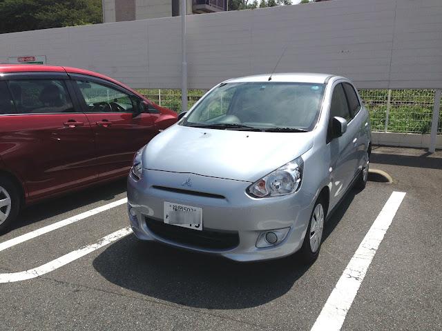 MITSUBISHI MIRAGE 三菱ミラージュ