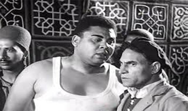 الفنان محمود فرج مجانص السينما المصرية
