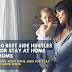 20 Best Stay at Home Mom Jobs