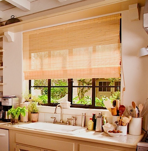 It's Complicated movie kitchen with Belgian style and steel window