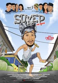 Comedy Indonesia Terbaru Produksi Filosofi Dunia Khayalan Review Sukep The Movie 2019 Bioskop