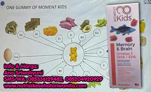 Produk Moment Kids Memory and Brain