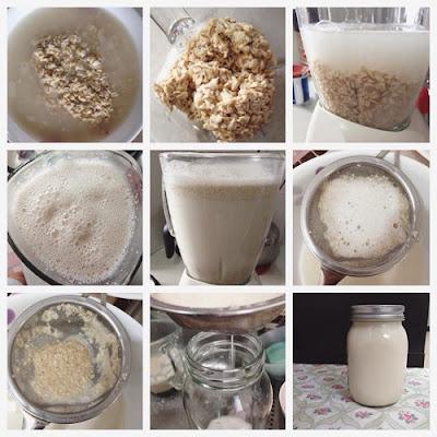 Comment faire de l'eau d'avoine pour la peau