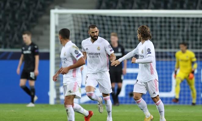 موعد مباراة ريال مدريد وانتر ميلان في دوري ابطال اوروبا