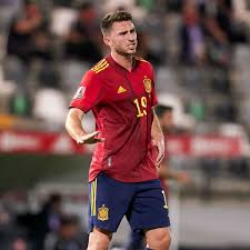 Luis Enrique gives update on Man City's Aymeric Laporte injury