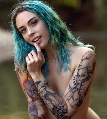 41 Sexy Curvy Girls Showing off their Amazing Ink | STYLISH TEEN GIRLS ELITE TATTOOS
