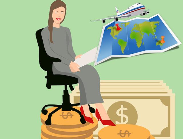 biaya perjalanan liburan