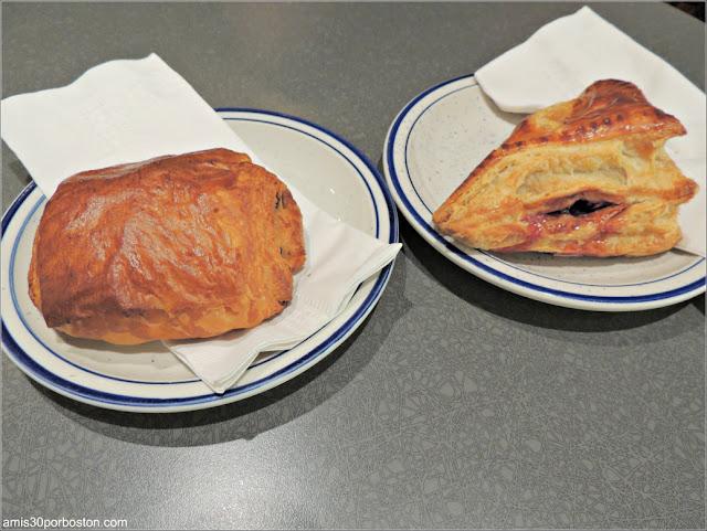 Bollería en la Cafetería A Baked Joint, Washington D.C.