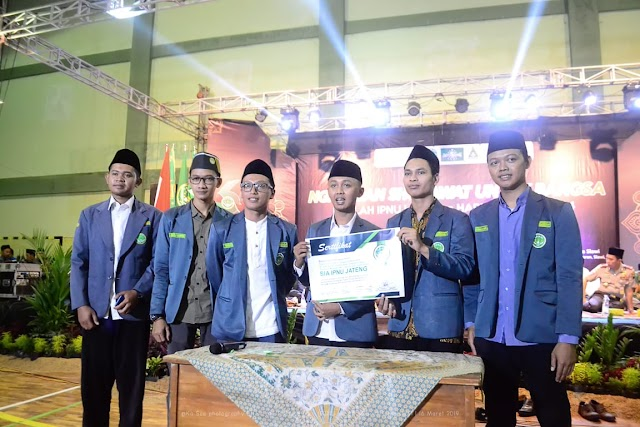 Profil Lulusan SMK Ma'arif Walisongo Kajoran yang Jadi Pengurus IPNU Provinsi Jawa Tengah