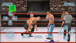 WWE 2k14 PSP