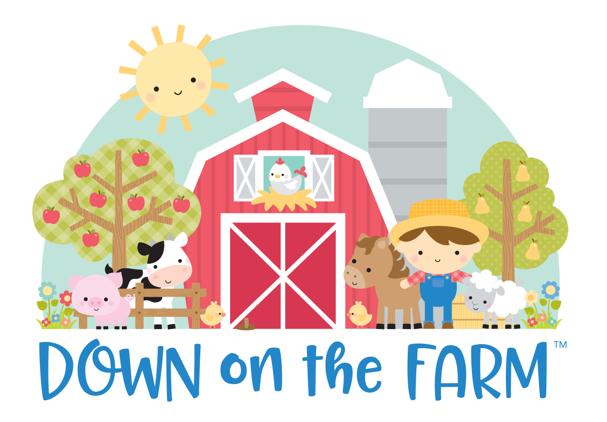 ihm down on the farm from doodlebug design