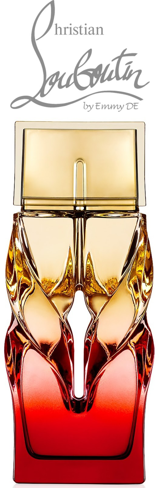 Brilliant Luxury ♦ Christian Louboutin Parfum Tornade Blonde #fragrance