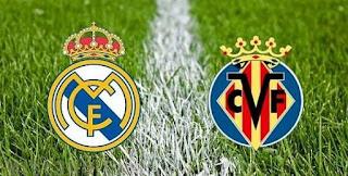 موعد مباراة ريال مدريد وفياريال بتاريخ 16-7-2020 والقنوات الناقلة في الدوري الاسباني