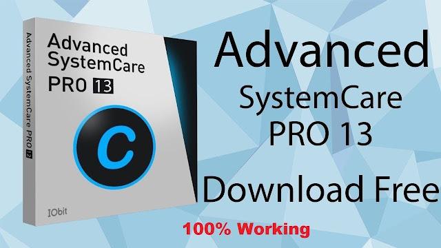 تحميل عملاق صيانة وتسريع الجهاز Advanced SystemCare 2020 Pro 13.1.0.184