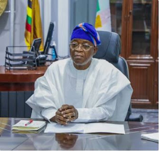 Governor Oyetola Heads To Appeal Court Following His Loss To Davido's Uncle , Ademola Adeleke , At Osun Tribunal