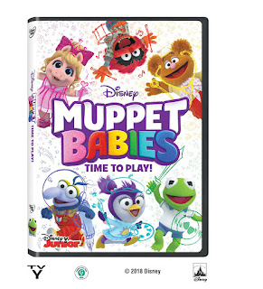 Muppet Babies: Time To Play! DVD Review