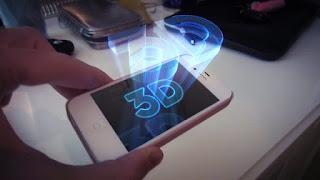 Holograms & 3D screens technicalword.com