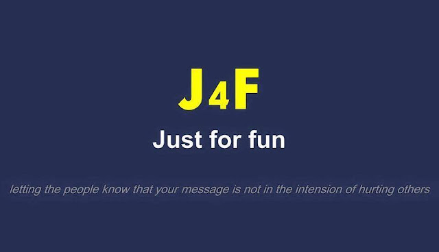 J4F just for fun