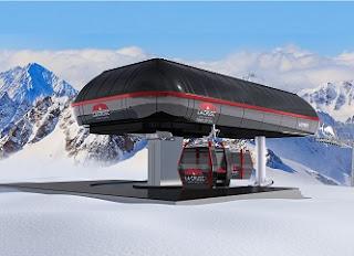 Dolomiti Superski 2019 20120 - La Crusc-Heilig Kreuz Alta Badia Bergstation 2