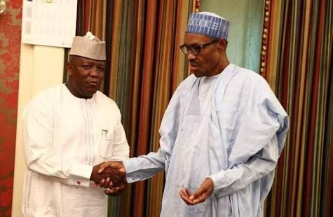 Governor Yari Speaks On New APC Faction After Meeting Buhari