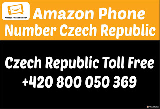 Amazon Phone Number Czech Republic