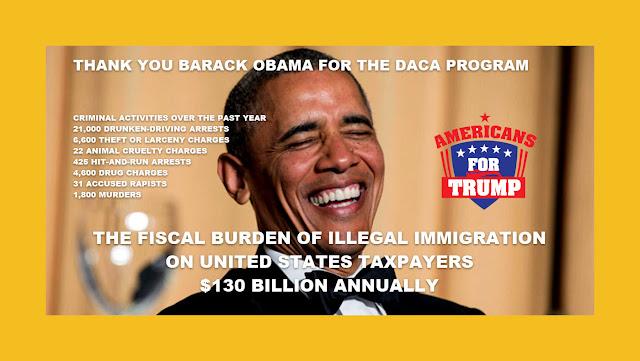 Memes: THANK YOU BARACK OBAMA FOR THE DACA PROGRAM