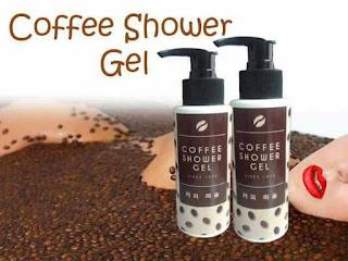 COFFEE SHOWER GEL