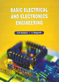 Basic Electrical And Electronics Engineering By D. P. Kothari, I. J. Nagrath pdf