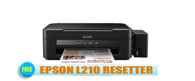 Epson L210 Adjustment Program