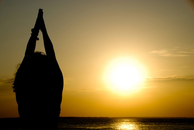 Salutations to the Sun - Surya Namaskar