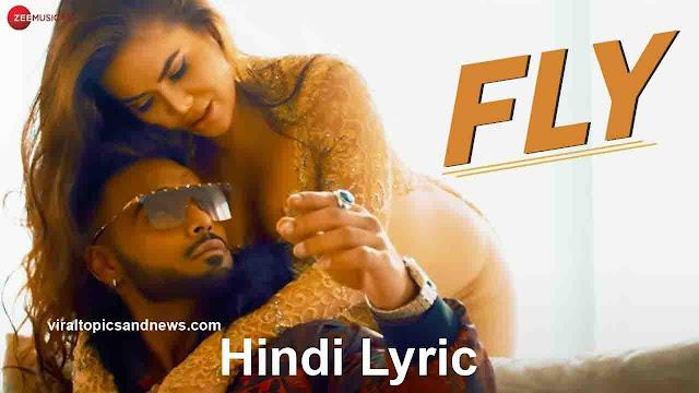FLY Lyrics Indeep Bakshi New Hindi Romantic Song 2020