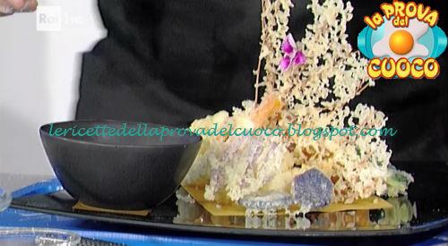 Tempura per le feste ricetta Takamitsu da Prova del Cuoco