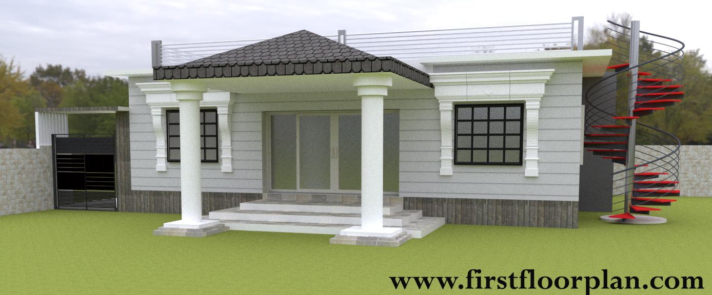 3D Elevation Designs in Sketchup, sketchup elevation models free download, house design with free autocad floor plan 3d