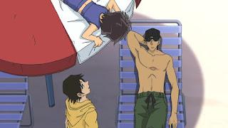 赤井秀一 Akai Shuichi | 名探偵コナン | 緋色の弾丸 | Detective Conan | Hello Anime !