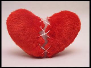 خلفيات قلوب حمراء
