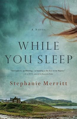 While You Sleep by Stephanie Merritt cover