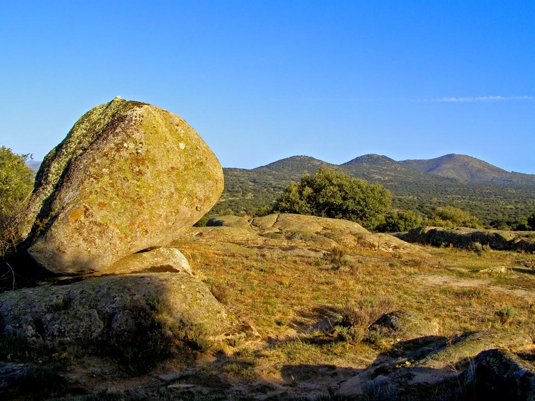 montes isla berrocal de zarzuela del monte