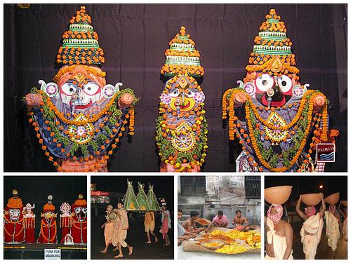 Jagannath Temple & Makar Sakranti #Ritulas Makar Bedha