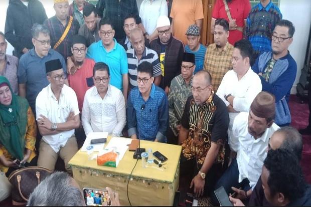 Ini 7 Tuntutan Umat Islam Sulut 'Atas Terjadinya Rumah Ibadah di Minahasa Utara Dirusak