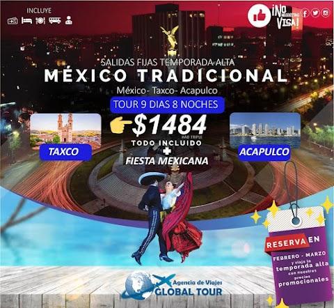 MÉXICO TRADICIONAL + FIESTA MEXICANA