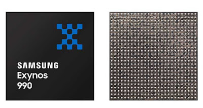 Samsung Exynos 990 Chipset Image