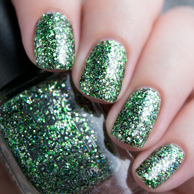Mckfresh Nail Attire - Makin' Green-stone | Sparkle Sparkle 2.0