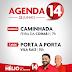 Hélio tem agenda cheia nesta sexta-feira (23), divulgue e participe!