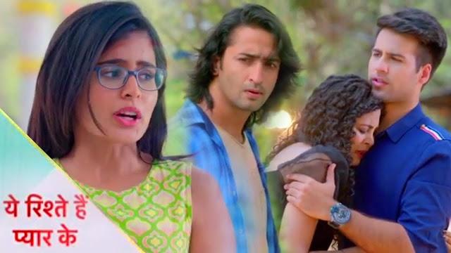 Good News : Abeer Mishti's perfect love plan for Kunal and Kuhu in Yeh Rishtey Hain Pyaar Ke