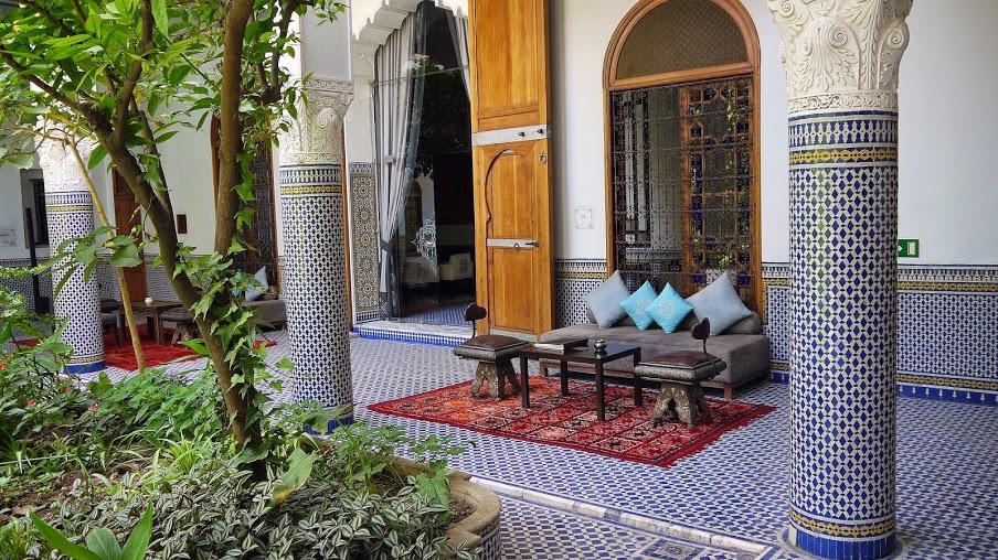 Palais Amani Luxury Fez Morocco
