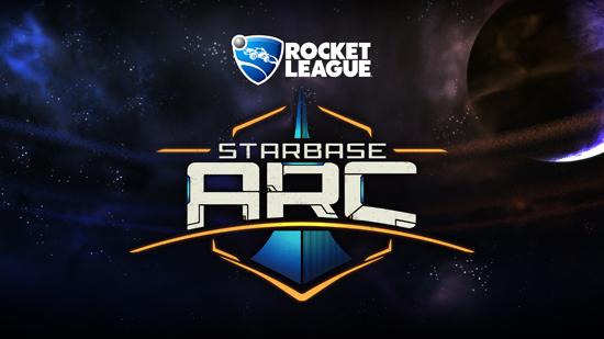 Video Games Rocket League Starbase Arc Update Dlc Trailer And Info