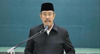 Bupati Bandung Barat Abu Bakar
