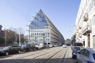 Fondazione Giangiacomo Feltrinelli in Milan
