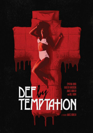 Def By Temptation 1990 BRRip 300Mb UNRATED Hindi Dual Audio 480p